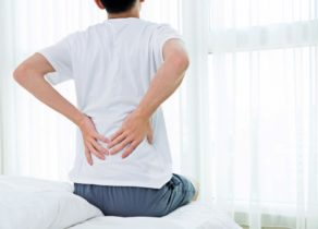 hip pain in the morning after sleeping
