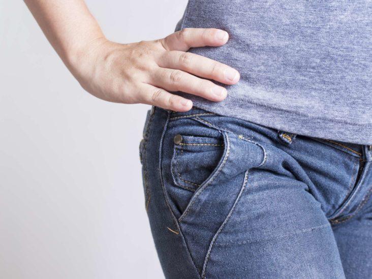 pinching pain in hip